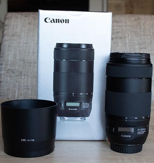 Canon70-300