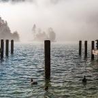 Königssee – Ein letzter schöner Herbsttag